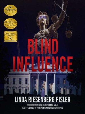 cover image of Blind Influence